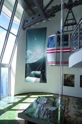 Gipfelmuseum Zugspitze
