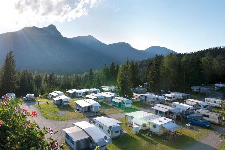 Campingplatz Zugspitz Resort