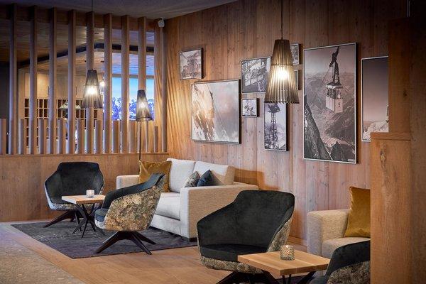 Gemütlicher Loungebereich