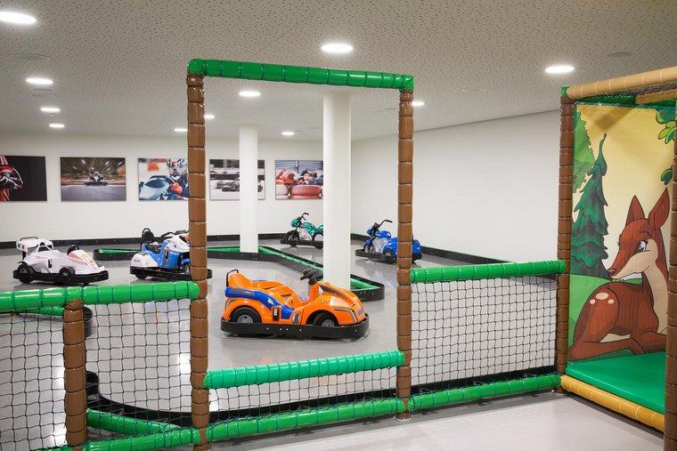 Indoor Cartbahn